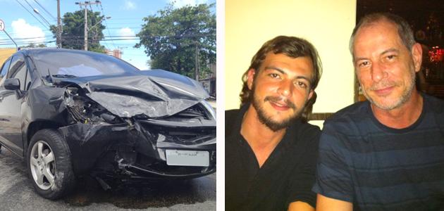 Resultado de imagem para Filho de Ciro Gomes é preso com drogas