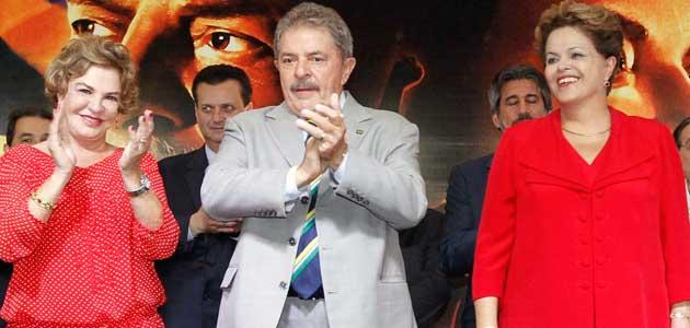 Lula e Dilma